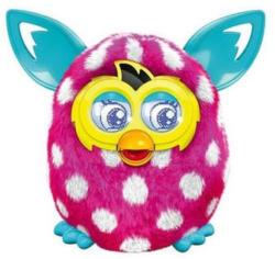 Furby Boom! - Sweet Polka Dots, pink-weiß