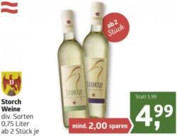 Storch Weine