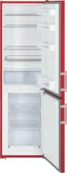 Liebherr Kühl-/Gefrierkombination CUfr 3311 Feuer-Rot