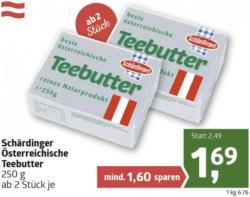 Schärdinger Österreichische Teebutter