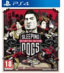 Sleeping Dogs Definitive Edition (Special Edition) Koch Media SW PS4