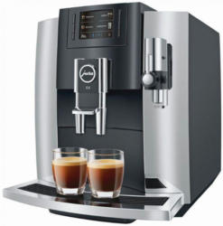 Jura Kaffeevollautomat E8 Chrom