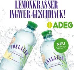 Vöslauer Balance Ingwer-Lemongrass