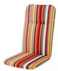 Hoch- oder Niederlehner Sitzkissen