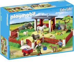 PLAYMOBIL® - Tierpflegestation mit Freigehege - 5531