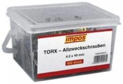 Impos Torx Allzweckschraube