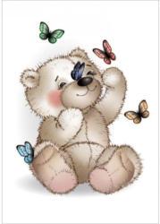 Selfie-Card Baby Teddy