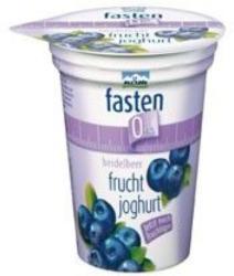 Nöm fasten Fruchjoghurt