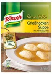 Knorr Kaiserteller