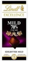 Lindt Excellence 70% Kakao Mild