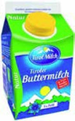Tirol Milch Buttermilch natur