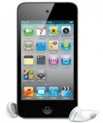 Apple iPod Touch 4G, 16GB, schwarz
