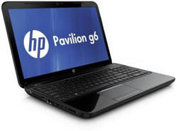 HP Notebook, Pavilion g6-2290EG, 500GB Festplatte, 4GB DDR3 RAM