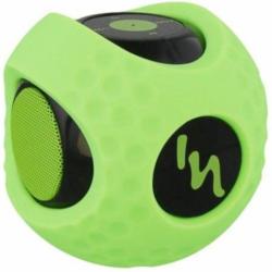 T`nB Sport Outdoorspeaker, Bluetooth 4.0, schwarz/grün