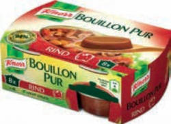 Knorr Bouillon Pur oder Sauce Pur