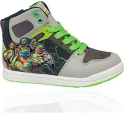 Turtles Mid Cut Sneakers