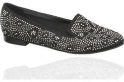 Graceland Loafer mit Nieten