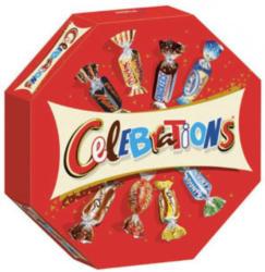 Celebrations oder Amicelli Waffelröllchen