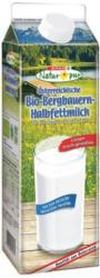 SPAR Natur*pur Bio-Bergbauern-Halbfettmilch länger frisch