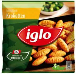 Iglo Backrohr Kroketten, Röstinchen oder Kartoffelpuffer