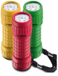 VARTA 3 AAA Taschenlampe 9 x 5 mm LED