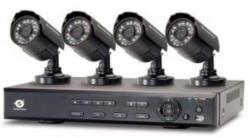 CONCEPTRONIC 4-Kanal-Videoüberwachungsset