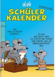 Uli Stein Schülerkalender 2016
