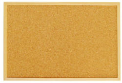 Kork-Pinnwand 30 x 40 cm