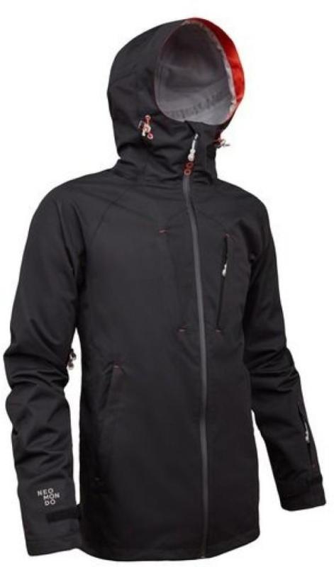 Minde 3 Layer Jacket, Hardshelljacke Herren