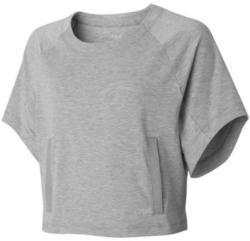 Casall Boxy Crewneck, Yoga-T-Shirt Damen