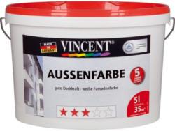Vincent Aussenfarbe 5 L