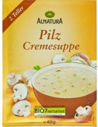 Alnatura Pilzcreme Suppe
