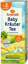 Alnatura Baby-Kräuter-Tee Aufgussbeutel
