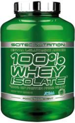 Scitec Nutrition 100% Whey Isolate Vanille