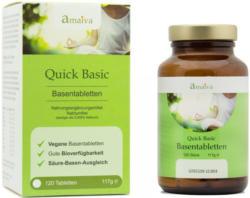 Amaiva Quick Basic Basentabletten