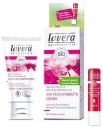 Feuchtigkeitscreme Wildrose + Repair Lippenbalsam