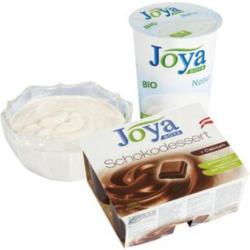 Joya Soja Bio Joghurt oder Soja Dessert