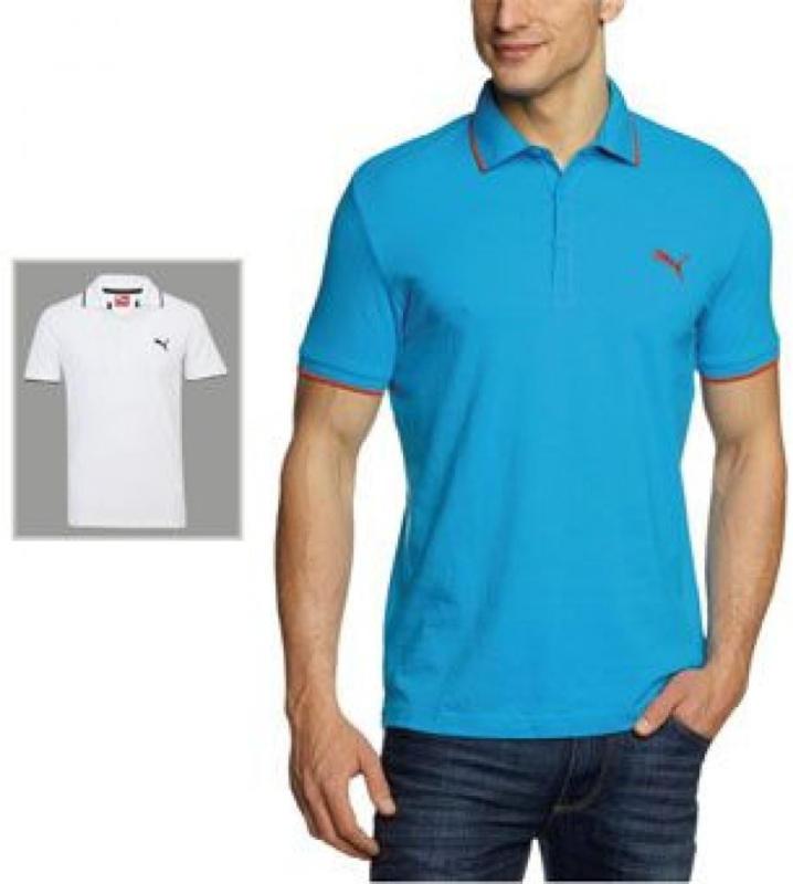 PUMA Herren Polo-Shirt