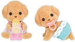 Sylvanian Families Toy Pudel Zwilling