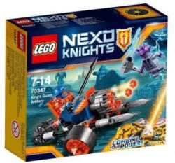 LEGO Bike der Königlichen Wache 70347