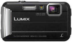 Panasonic LUMIX DMC-FT25EG-R Outdoor Kamera, 4x opt. Zoom, Display