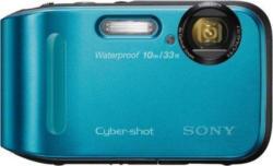 Sony DSC-TF1 Kompakt Kamera, 16,1 Megapixel, 4x opt. Zoom, 6,7 cm (2,7 Zoll) Display