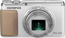 Olympus SH-50 Super Zoom Kamera, 16 Megapixel, 24x opt. Zoom, 7,6 cm (3 Zoll) Display