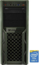 Hyrican PCK04060 PC, Intel® Core™ i7, 8192 MB DDR3-RAM, 1000 GB Speicher