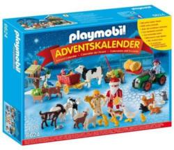Playmobil Weihnacht auf dem Bauernhof 6624