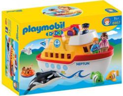 PLAYMOBIL® Mein Schiff zum Mitnehmen