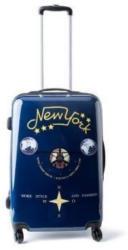 New York ABS Trolley Retro 78cm