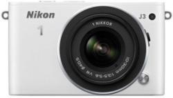 NIKON 1 J3 inkl. 10-30 mm VR Objektiv Systemkamera, NIKKOR VR Objektiv, 14,2 Megapixel