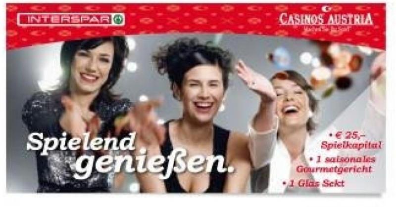Casino Gutschein Interspar