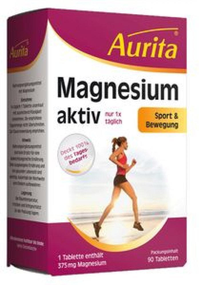 Magnesium Abgelaufen